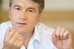 Ющенко считает ситуацию на рынке зерна критической
