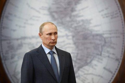 Путін заявив про відсутність загрози з боку Росії для інших країн
