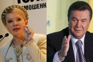 Янукович не хоче коментувати справу Тимошенко
