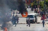 ЮАР охватила новая волна протестов