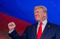 Трамп запропонував Путіну допомогу в боротьбі з лісовими пожежами