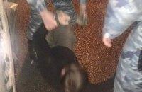 МВС заперечує застосування сили проти журналістів на блокпосту у Харкові