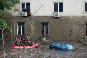 У МВС Грузії повідомили про зникнення 24 осіб після повені