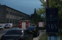 На АЗС у Чернігівській області стався вибух із пожежею