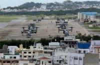 Японцям, які мешкають біля американської військової бази, виплатять $6,1 млн за шум