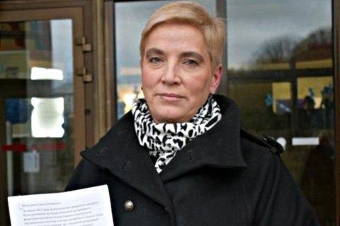 Главе департамента НАПК Соломатиной предоставили личную охрану
