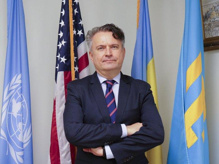 Постійний представник України при ООНСергій Кислиця
