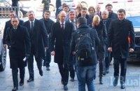Оппозиция пришла к Азарову требовать отставки Президента (ДОБАВЛЕНЫ ФОТО)