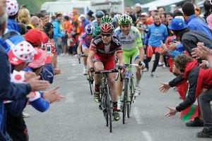 """Велогонщик """"Катюші"""" виграв рівнинний етап """"Тур де Франс"""""""