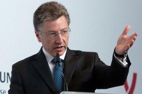 Назначенные Россией выборы в ОРДЛО нелегитимны и нарушают логику минских переговоров, - Волкер
