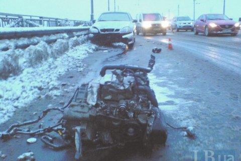 37 людей загинули в ДТП з початку снігопадів в Україні