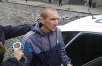 Злоумышленнику, разрушившему мемориал Героев Небесной Сотни, объявлено о подозрении