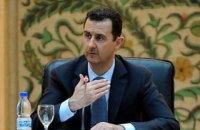 На выборах президента Сирии Асад набрал 95% голосов