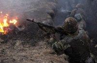 Окупанти стріляли у неділю три рази, поранено двох українських військових