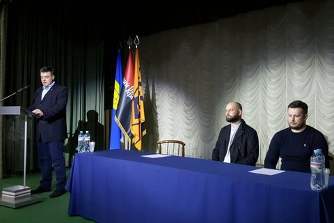 Націоналістичні партії підписали маніфест про координацію дій