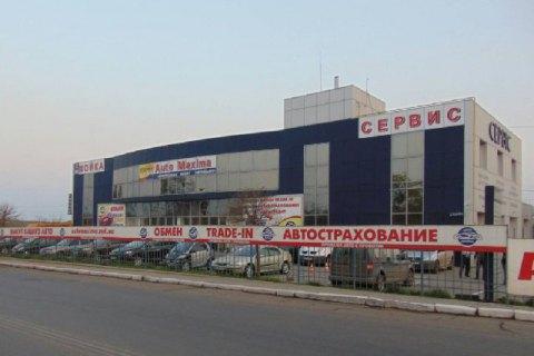 Вукраинском Николаеве натерритории автомобильного салона произошел взрыв