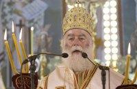 Александрийский патриарх Феодор II признал ПЦУ (обновлено)