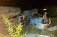 В Черновицкой области перевернулся трактор, погиб 6-летний ребенок