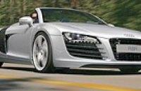 Кабриолет R8 обеспечит повышенный интерес к стенду Audi во Франкфурте