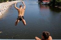 В понедельник в Киеве потеплеет до +30 градусов