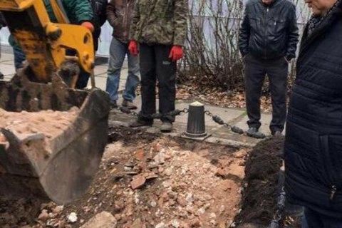Могила большевика Руднева вХарькове оказалась фейковой
