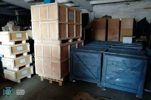 Чиновники воинской части на Черниговщине разворовывали имущество для перепродажи за границу