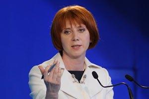 Чепак занялась избиением журналистов на Майдане