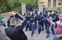 Міліція затримала 13 осіб через сутички між ультрас у Києві