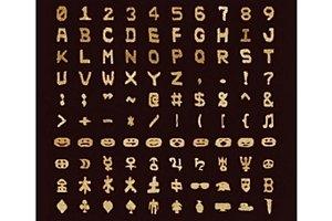 Ученые разработали ДНК-шрифт