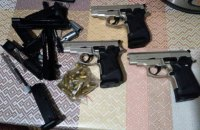 В Одесской области перекрыли канал контрабанды оружия