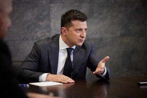 Зеленський пояснив своє рішення звільнити Хомчака