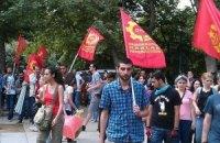 В Турции тысячи людей присоединились к акциям протеста