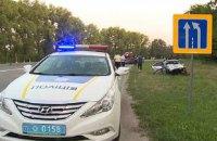 В крупном ДТП в Винницкой области погибли четыре человека