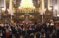 Полиция открыла пять дел о нарушении карантина в храмах УПЦ МП на Пасху
