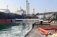 Новый глава Госэкоинспекции отпустил судно, разлившее 8 тонн пальмового масла в Одессе, до уплаты штрафа