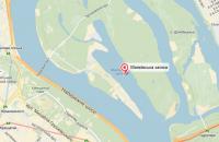В Киеве провалился под лед и утонул рыбак