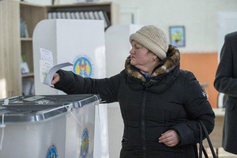 ЦИК Молдовы объявил результаты выборов после обработки 100% бюллетеней
