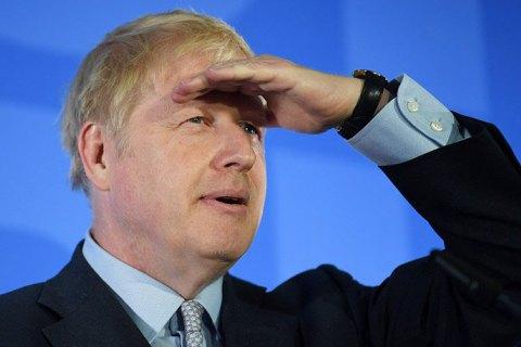 Премьер Великобритании Джонсон создал специальный военный кабинет министров