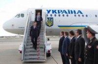 Власти продадут госдачу Ющенко и почти весь президентский авиафлот