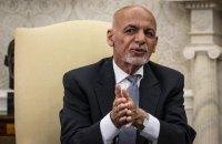 Президент Афганістану з родиною перебуває в ОАЕ
