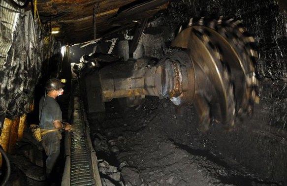 В шахті Kompania Węglowa