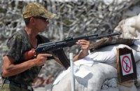 Боевики выставляют на своих блокпостах подростков, - Федичев