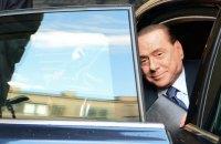 Берлускони на три года запретили въезд в Украину