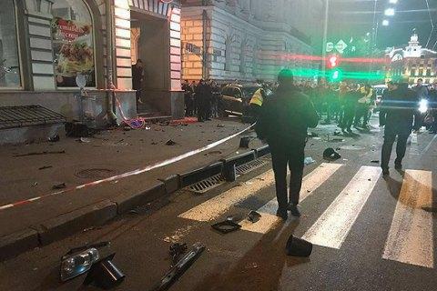 МВД: в харьковском ДТП погибли пять, а не шесть человек