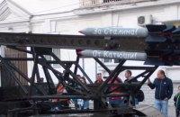 Российские власти провели в оккупированном Крыму репетицию парада к 9 мая