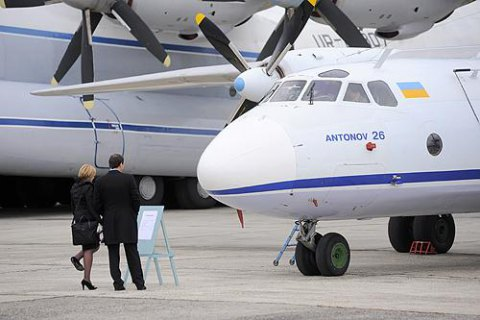 Госавиаслужба Украины запретила любые полеты в Ливию