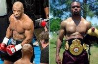 Майк Тайсон проведет первый бой после возвращения против не менее легендарного Роя Джонса