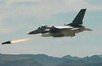 Пакистанська авіація завдала удару по позиціях талібів