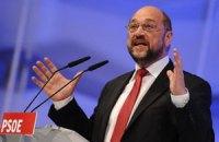 Шульц: місія Європарламенту в Україні буде юридичною та політичною