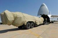 Турция получила вторую батарею российских С-400